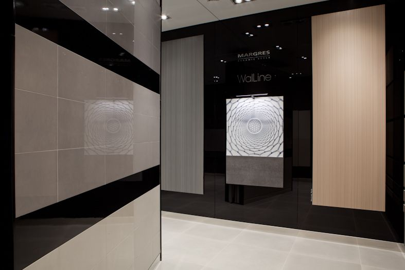 Margres stand in Cersaie 2012