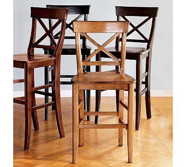 Awe Inspiring Aaron Barstool Bar Height Alfresco Brown Finish Wood Bar Camellatalisay Diy Chair Ideas Camellatalisaycom