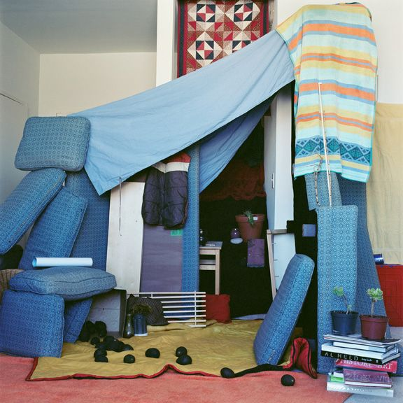 The Fort Series Consist Of Collaborative Forts Created