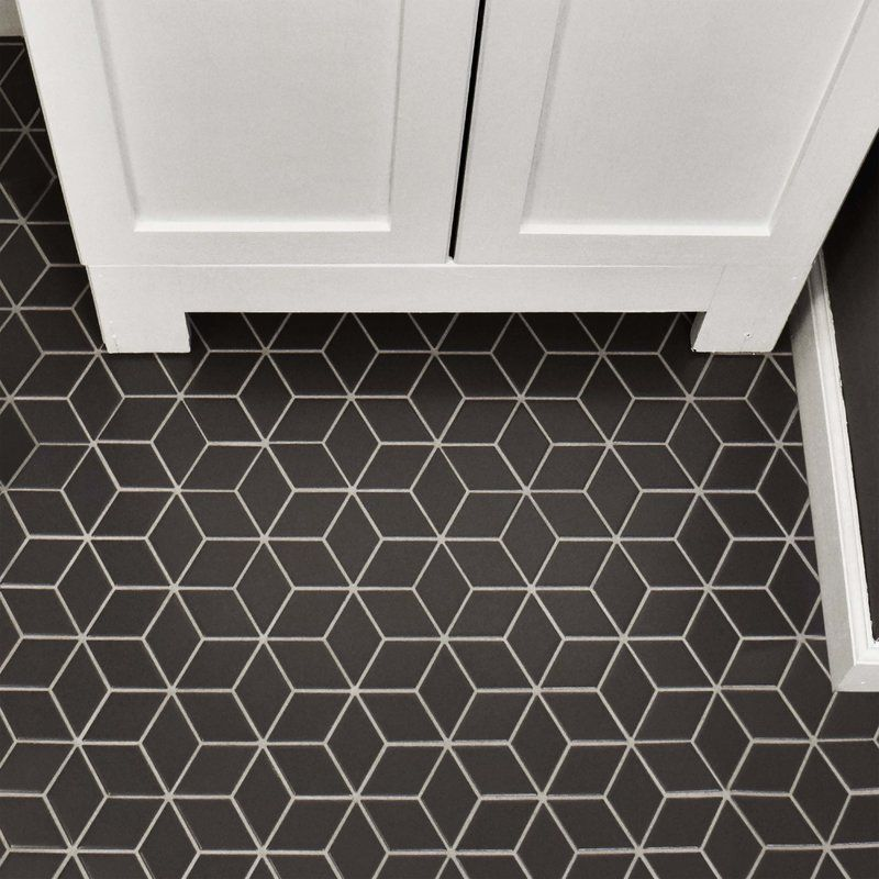 Shopping Guide Patterned Floor Tiles With Subtle Geometric