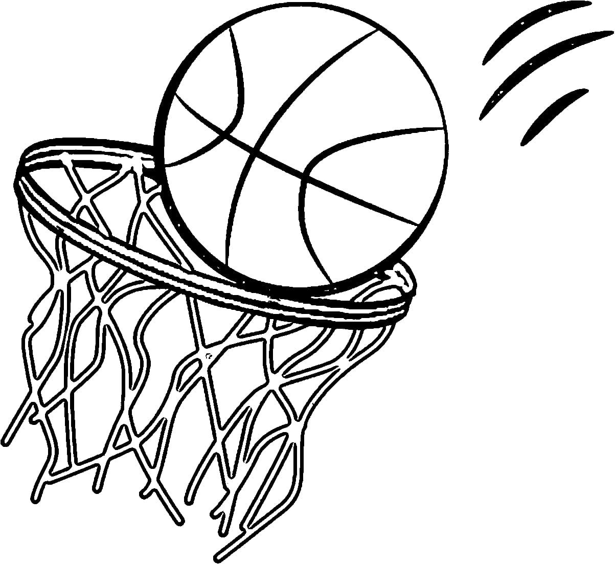 - Basketball Coloring Book Pages (With Images) Sports Coloring