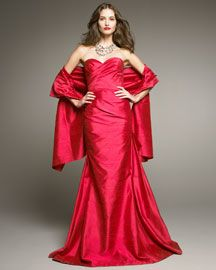 David Meister Signature Gowns