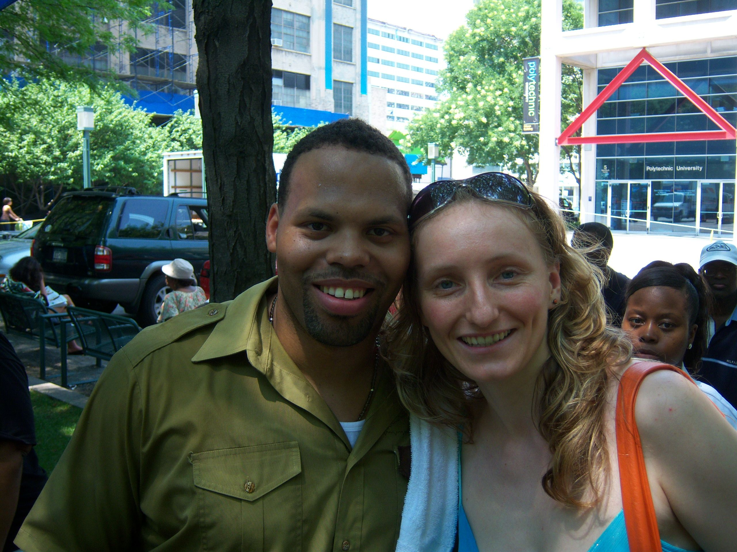 ERIC ROBERSON + ROSWITHA | ARTISTS & Roswitha aka Queen ...