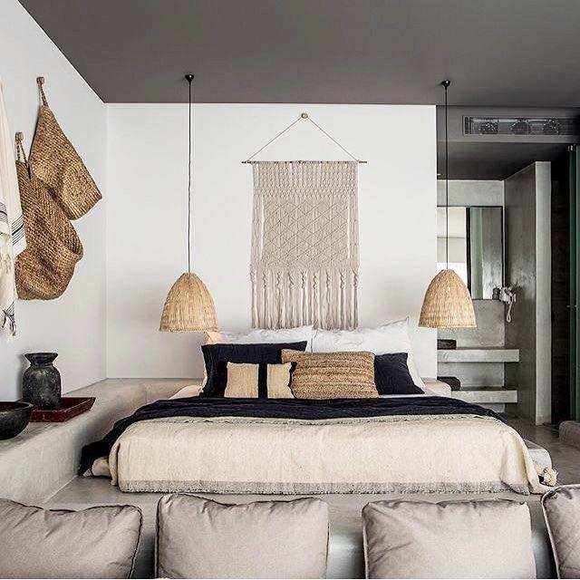Cocoon bedroom design inspiration interior for Hotel decor inspiration