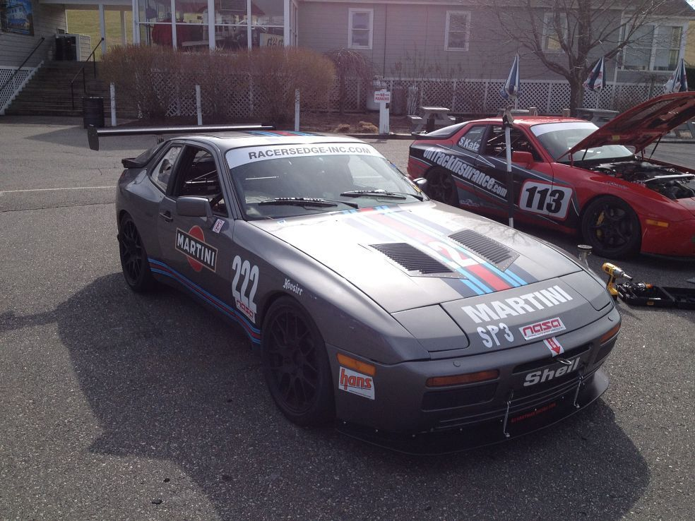 1987 Porsche 944 Turbo Race Car For Sale - Fast In Fast Out ...
