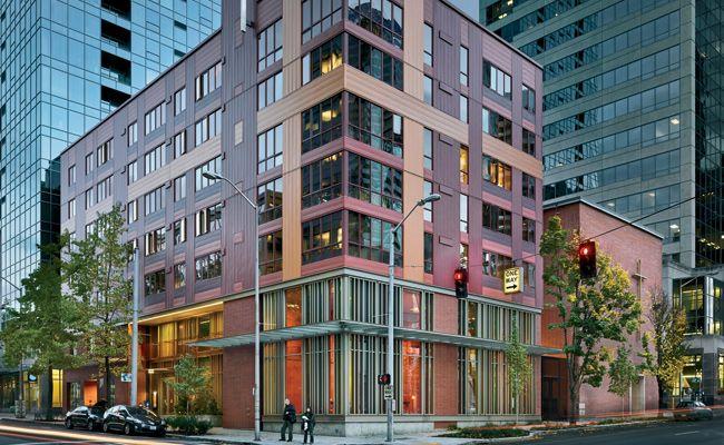 Gethsemane Lutheran Church/Dekko Place Apartments | Olson Kundig Architects, SMR Architects | Seattle, Washington