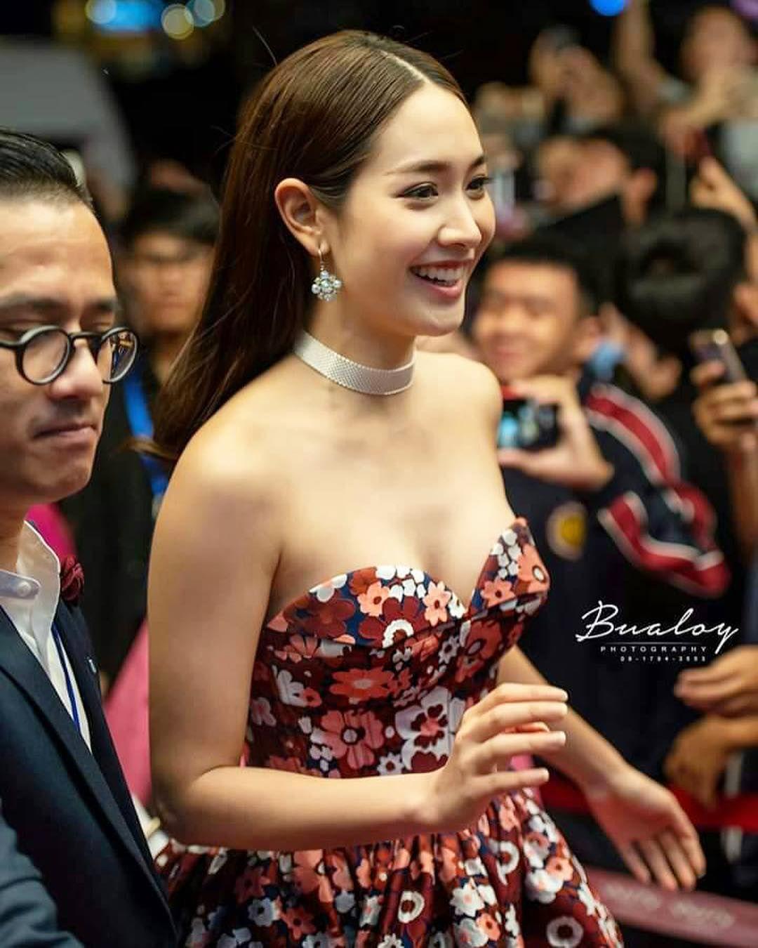 สวย Minpechaya ขอบค ณเจ าของภาพ Minpechaya Minnieclub ม นพ ชญา สวย Thailand สวย นางแบบ คนด ง
