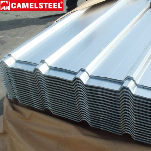 Types Of Metal Roofing Thickness 0 125 0 5mm 0 02mm Patio Modern House