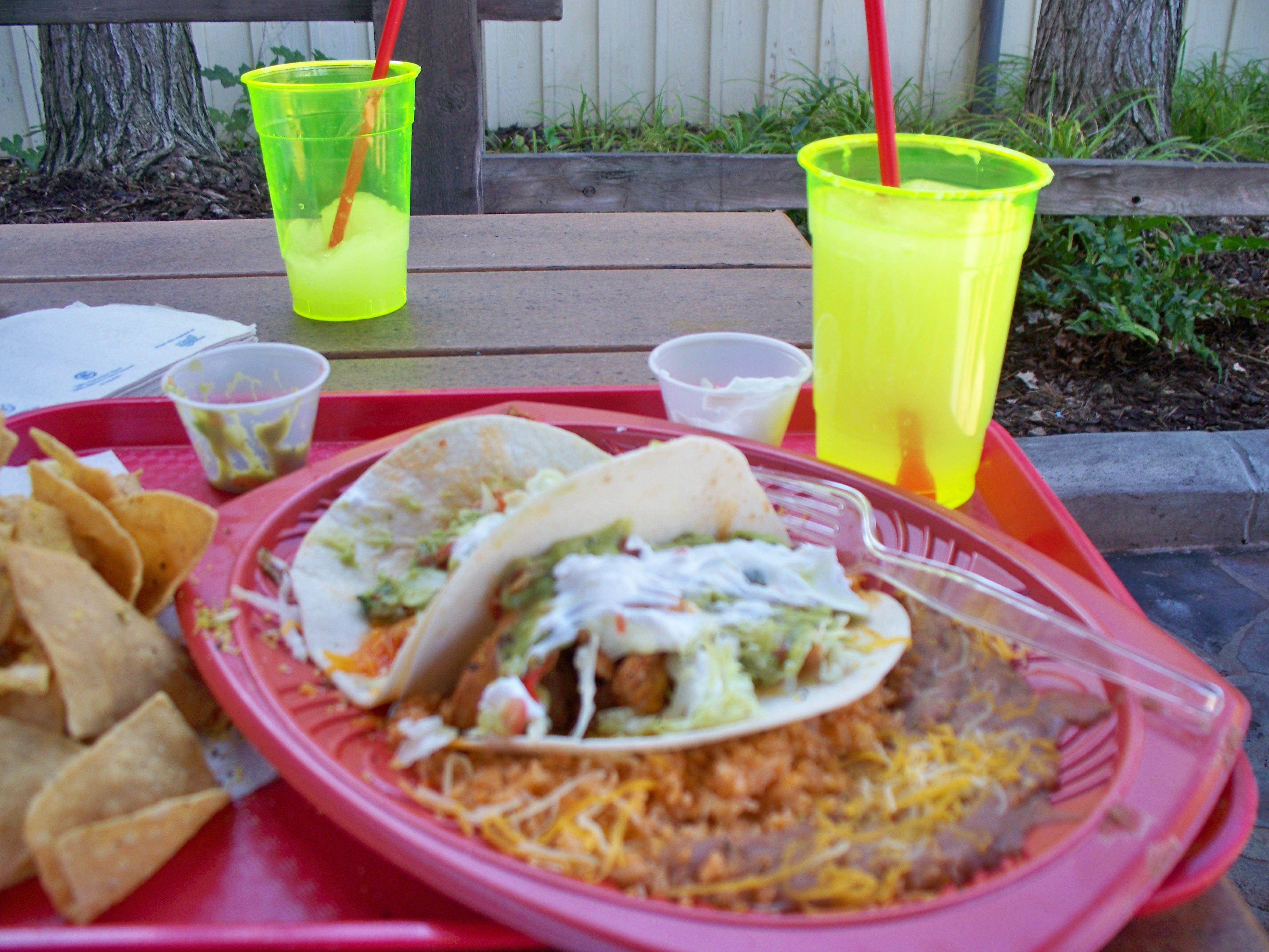 Soft Tacos Monterrey at Cocina Cucamonga Mexican Grill and ...