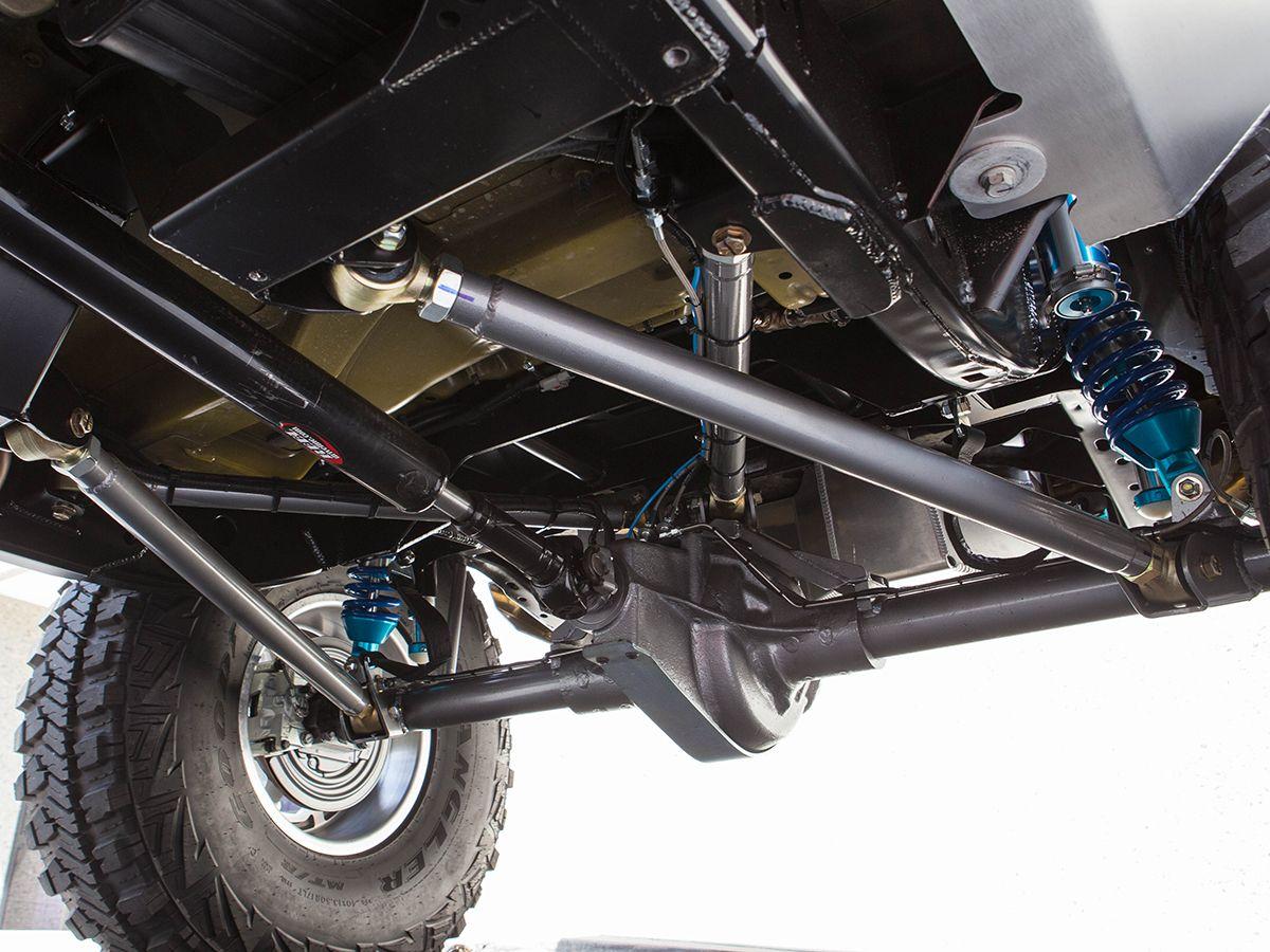 Jk Elite Coilover Suspension Kit 4 Door Jeep Wrangler Jk