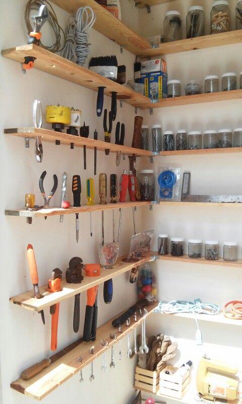 Tampico tamps organizaci n de las herramientas - Hacer bricolaje en casa ...