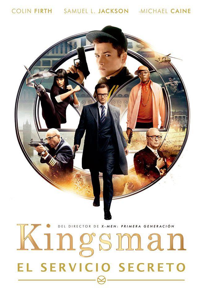 Kingsman El Servicio Secreto Kingsman Kingsman The Secret Service Secret Service