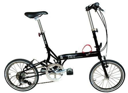 Pakit Folding Bike Dengan Gambar