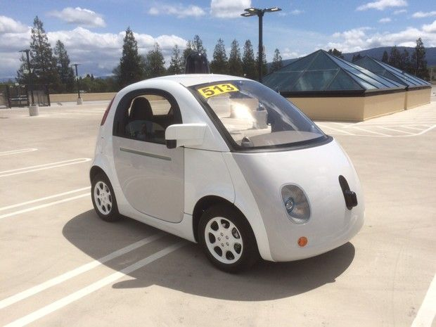 Google S New Self Driving Car Is About To Hit The Streets