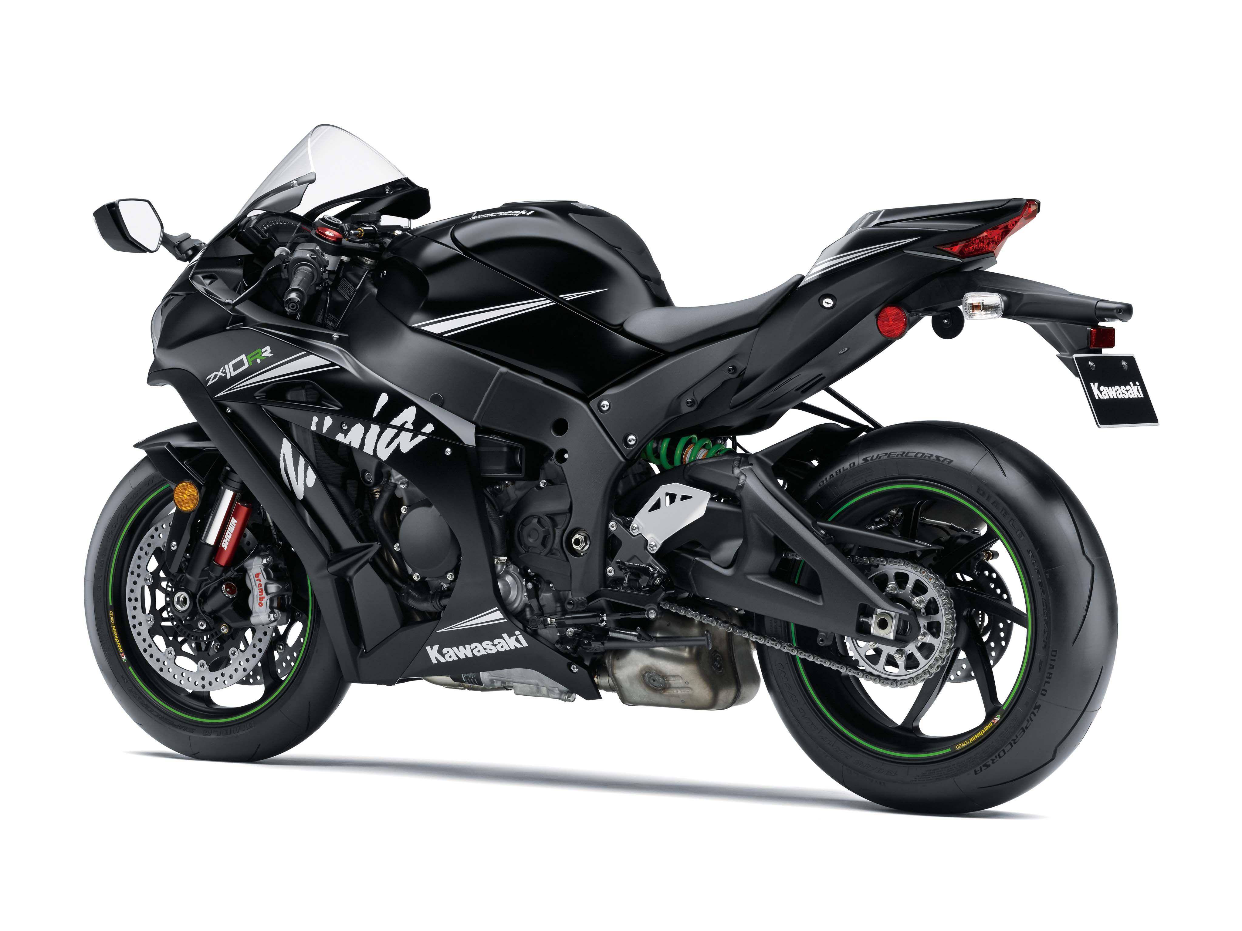 Kawasaki Ninja S идеи изображения мотоцикла