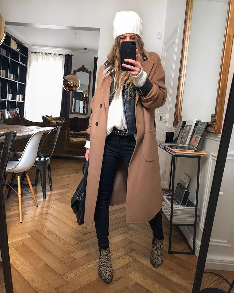 Doudoune sous manteau femme