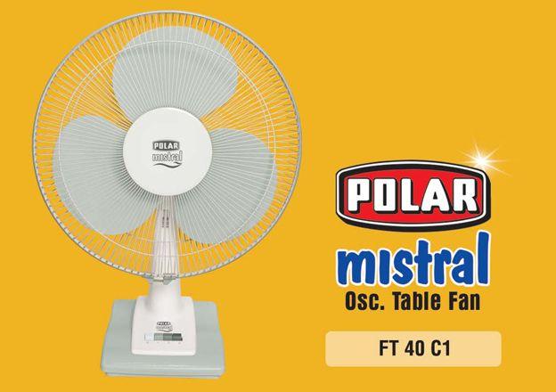 Polar Table Fan Table Fan Portable Fan Fan