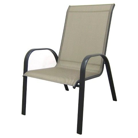 Stack Sling Deep Chair Tan Room Essentials Chairs Pinterest   Sling Chairs