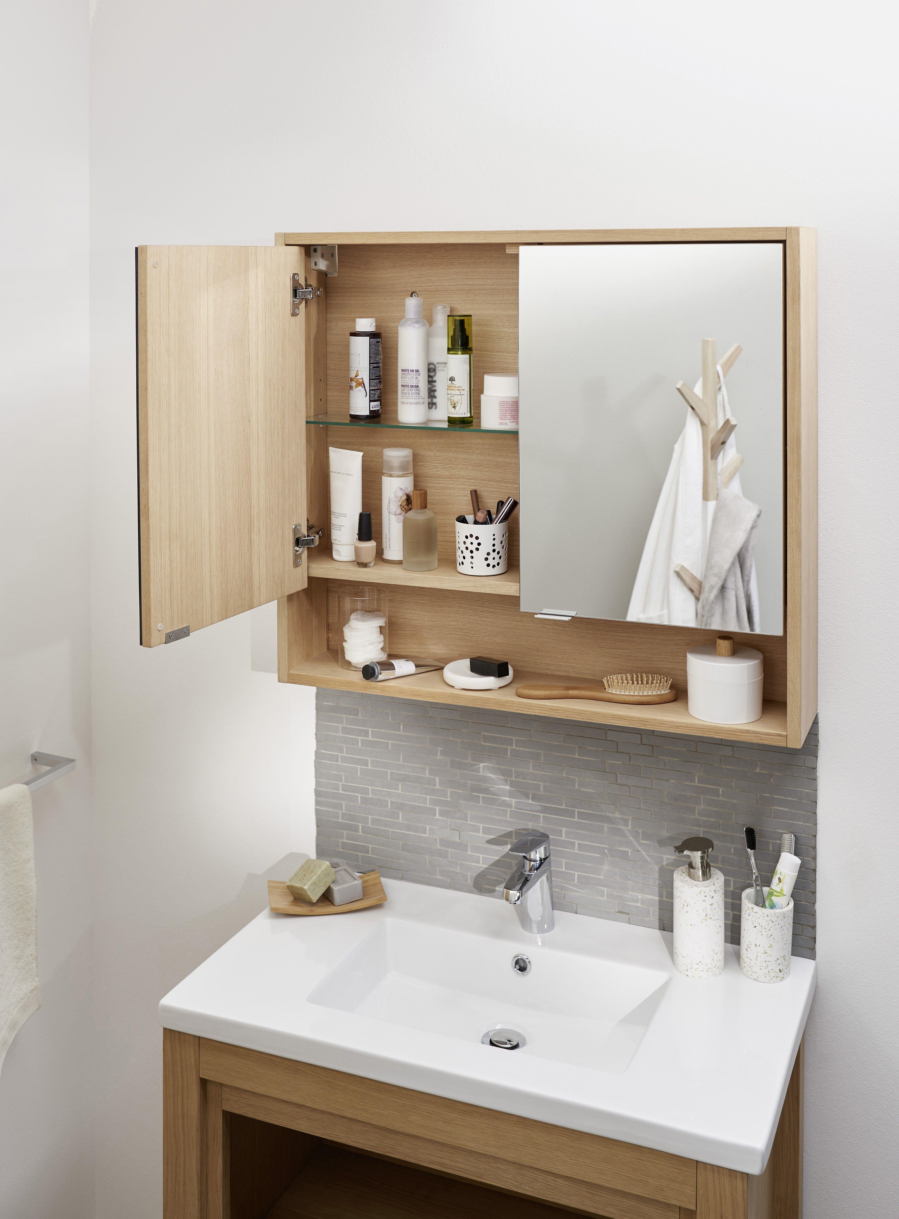 Armoire De Toilette Lima Armoire De Toilette Meuble Miroir