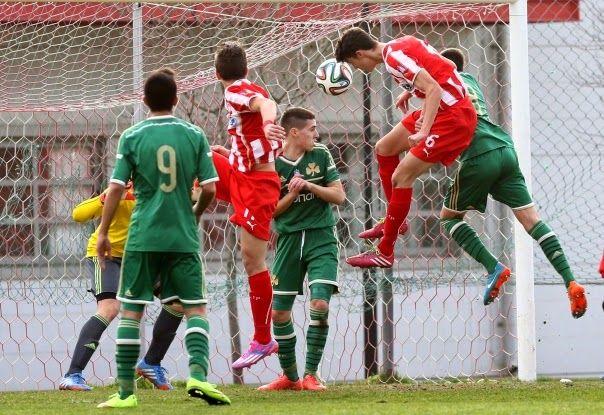 RedTheos24: Κ-17: Ολυμπιακός-Παναθηναϊκός 1-0