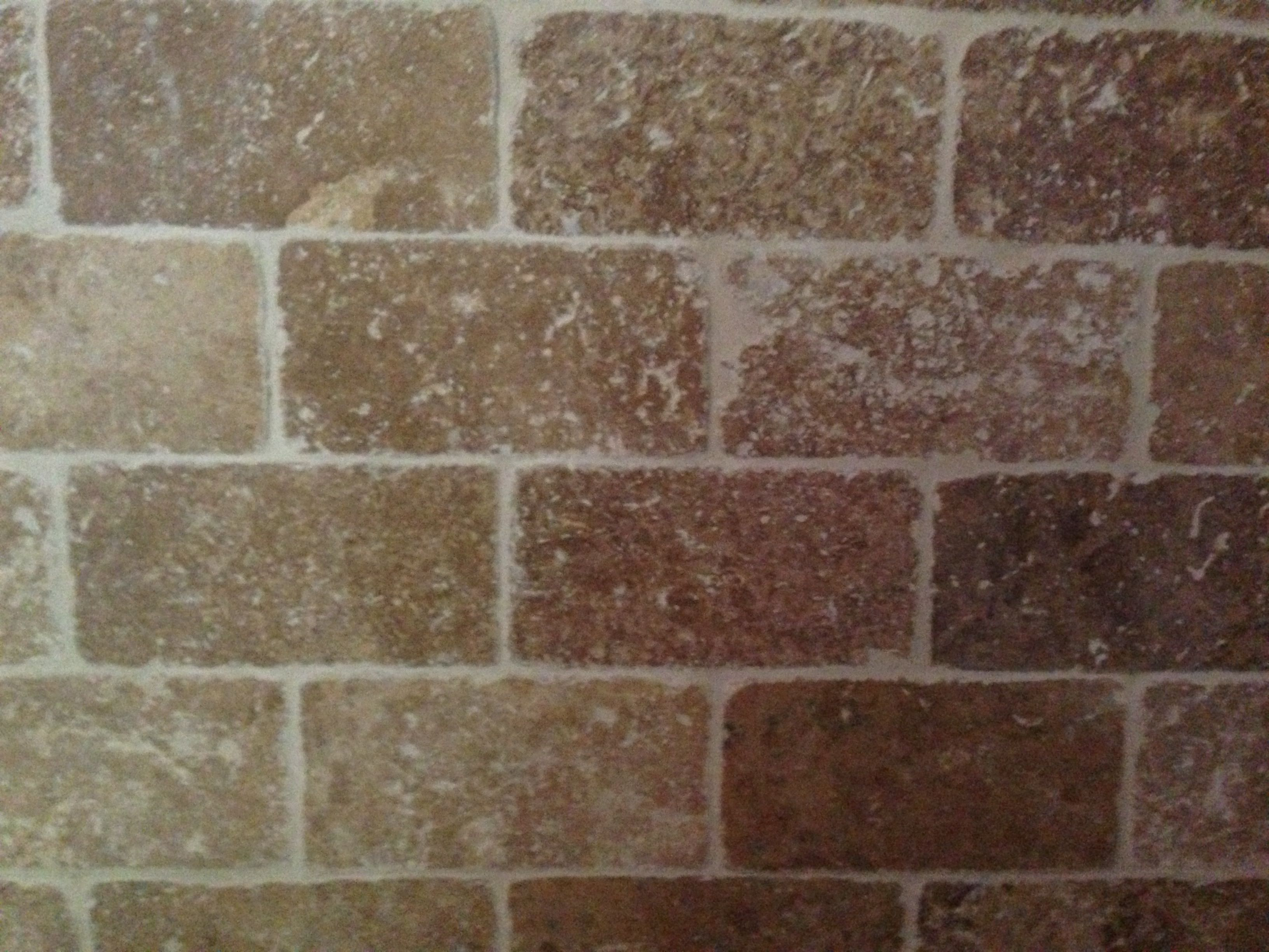 natural stone tile backsplash home pinterest