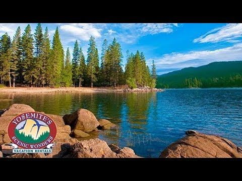 Pin by VideoShopping on yosemite   Bass lake california ...