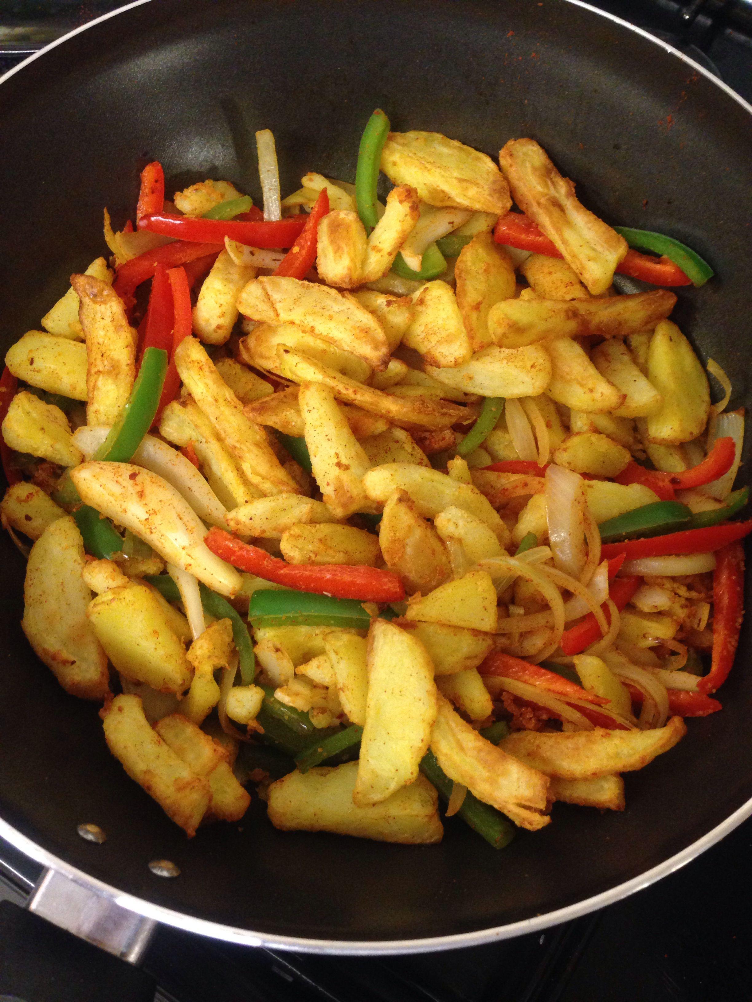 Slimming World Salt N Pepper Chips Slimming World