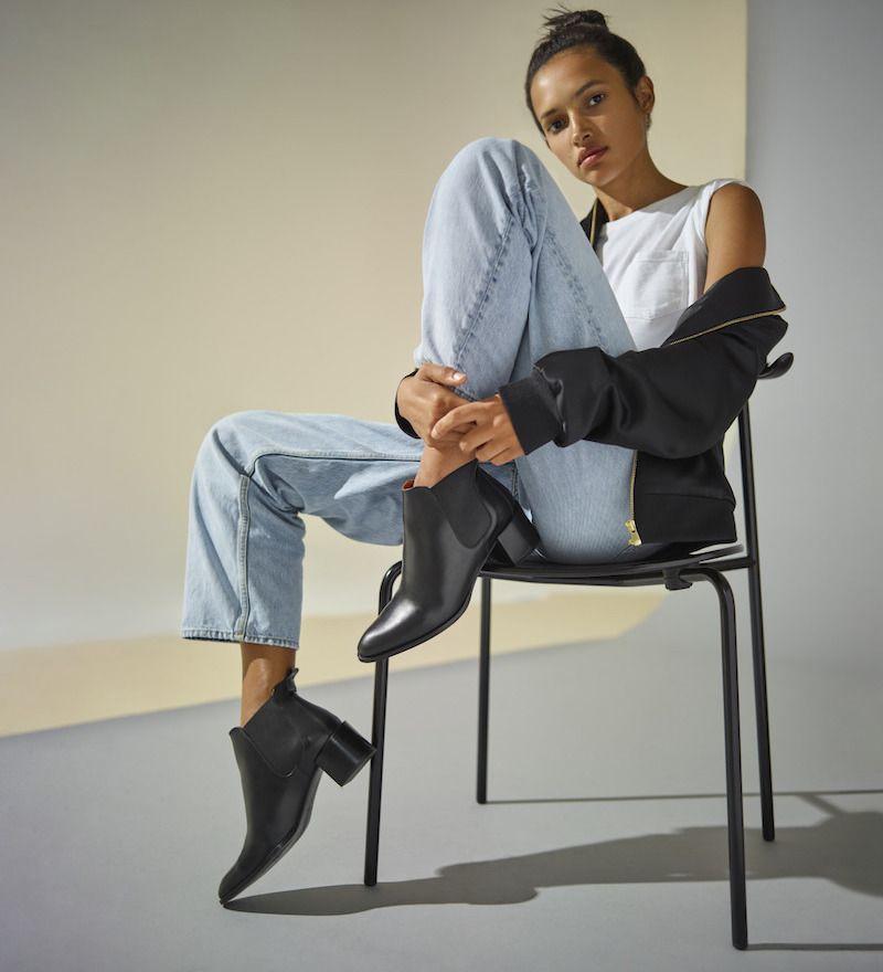 XMAS / Everlane Modern Heel Boot in