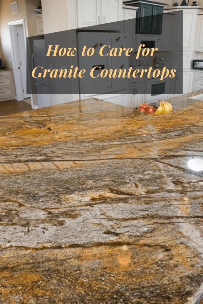 Granite For Your Countertops