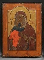 Antique - Religious Shop , Old Russian Icons - Gallery 3