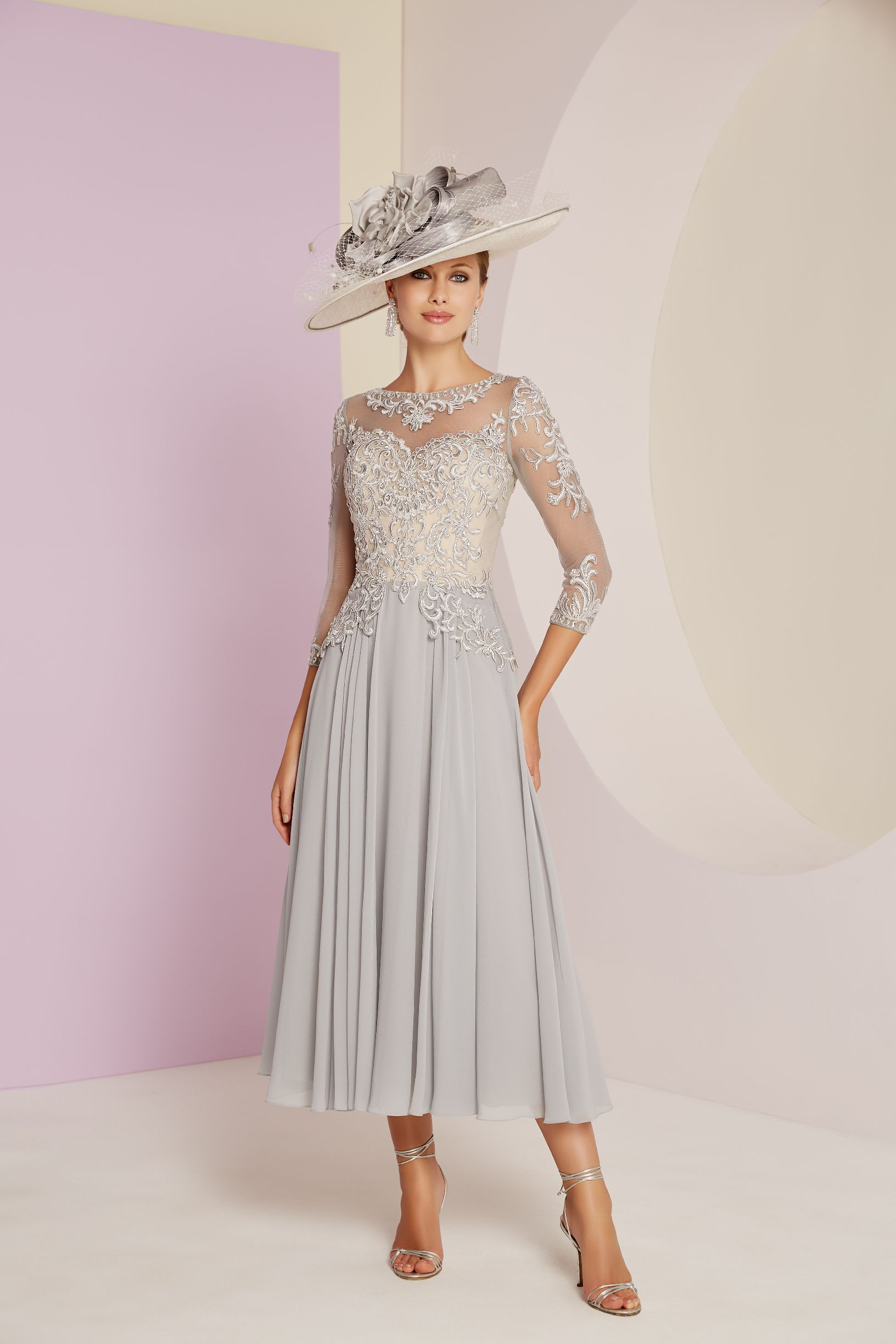 Ronald Joyce | Veni Infantino Mother of the Bride MOB outfits -   17 dress Mother Of The Bride daughters ideas