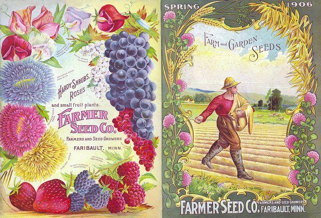 Farmer Seed Co. 1906