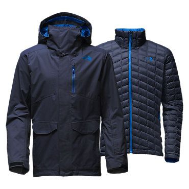 Men's thermoball™ snow triclimate® parka | North face ski