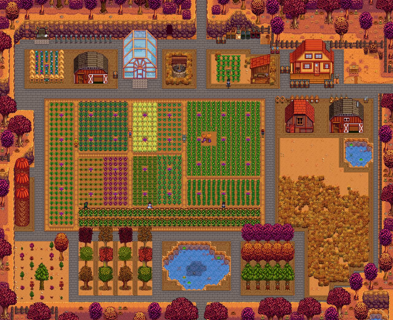 Lonely tree farm stardew valley summary - Sims 3 spielideen ...
