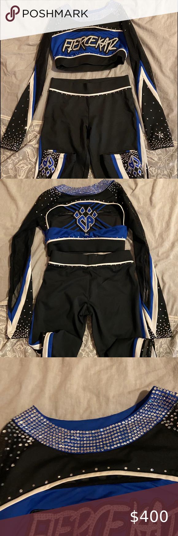 Cheer athletics cheer uniform