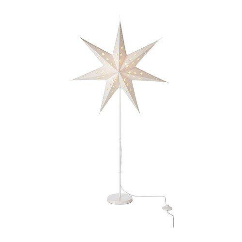 7d5bcec4d9f Decoración de navidad STRÅLA Lámpara de pie - IKEA