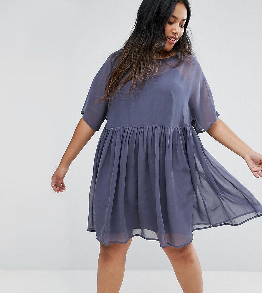 Asos curve damen kleider