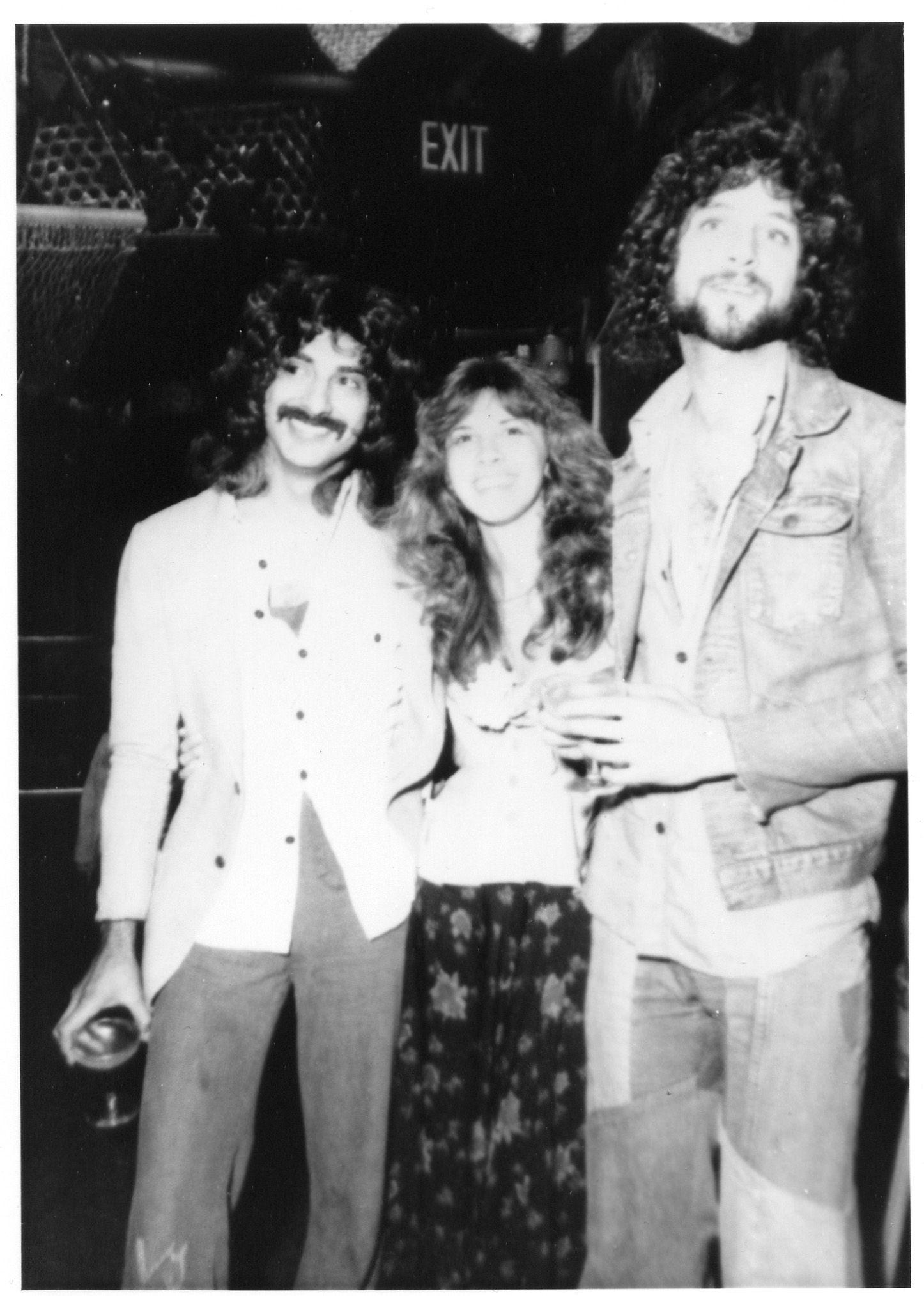 Bob Aguirre, Stevie Nicks, Lindsey Buckingham | Stevie Nicks