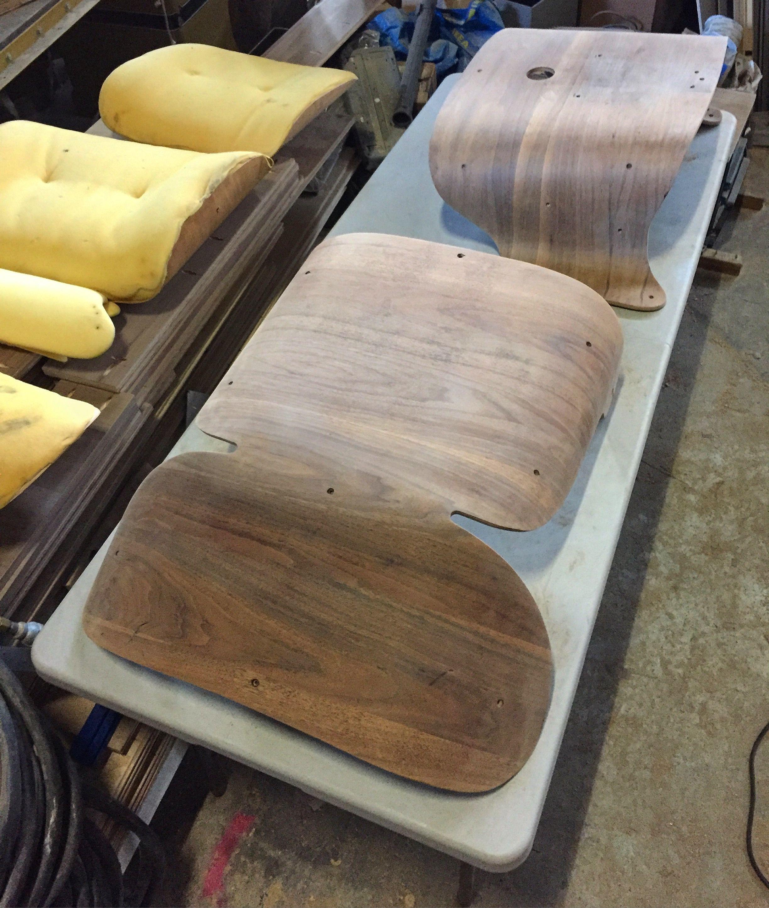 Pin On Plycraft Lounge Chair Restoration
