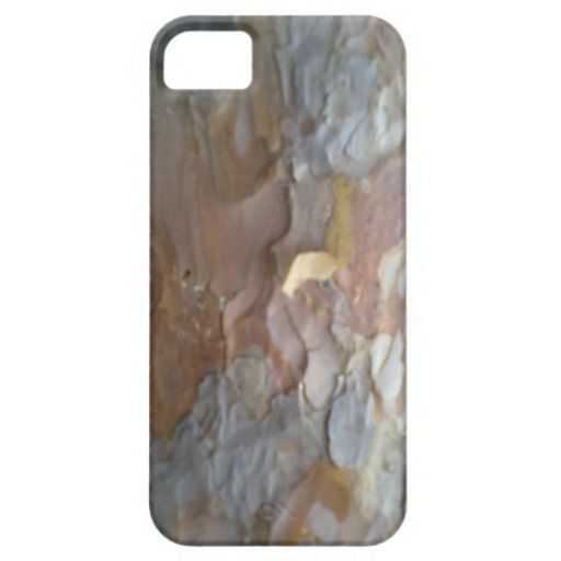 Bark on tree iPhone 5 covers