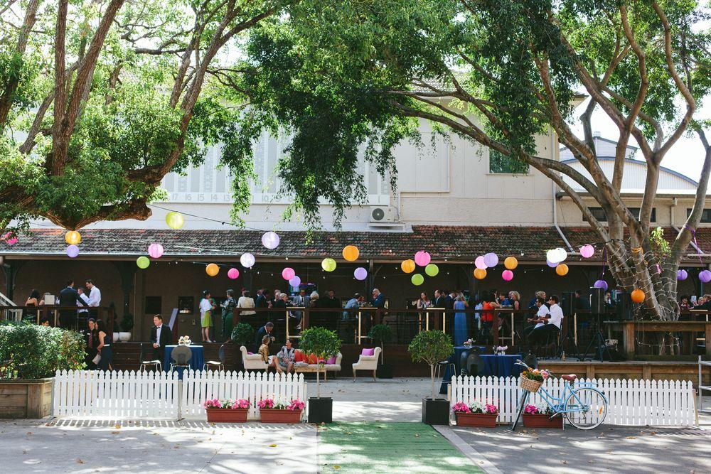 Venue Spotlight Brisbane Racing Club Wedding venues