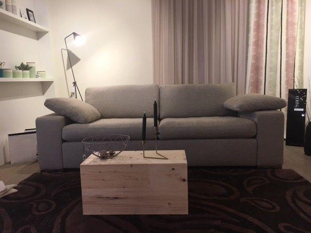 Wohnzimmer Garnituren ~ Joop! #sofa loft in #leder #eckgarnitur #wohnzimmer #hocker