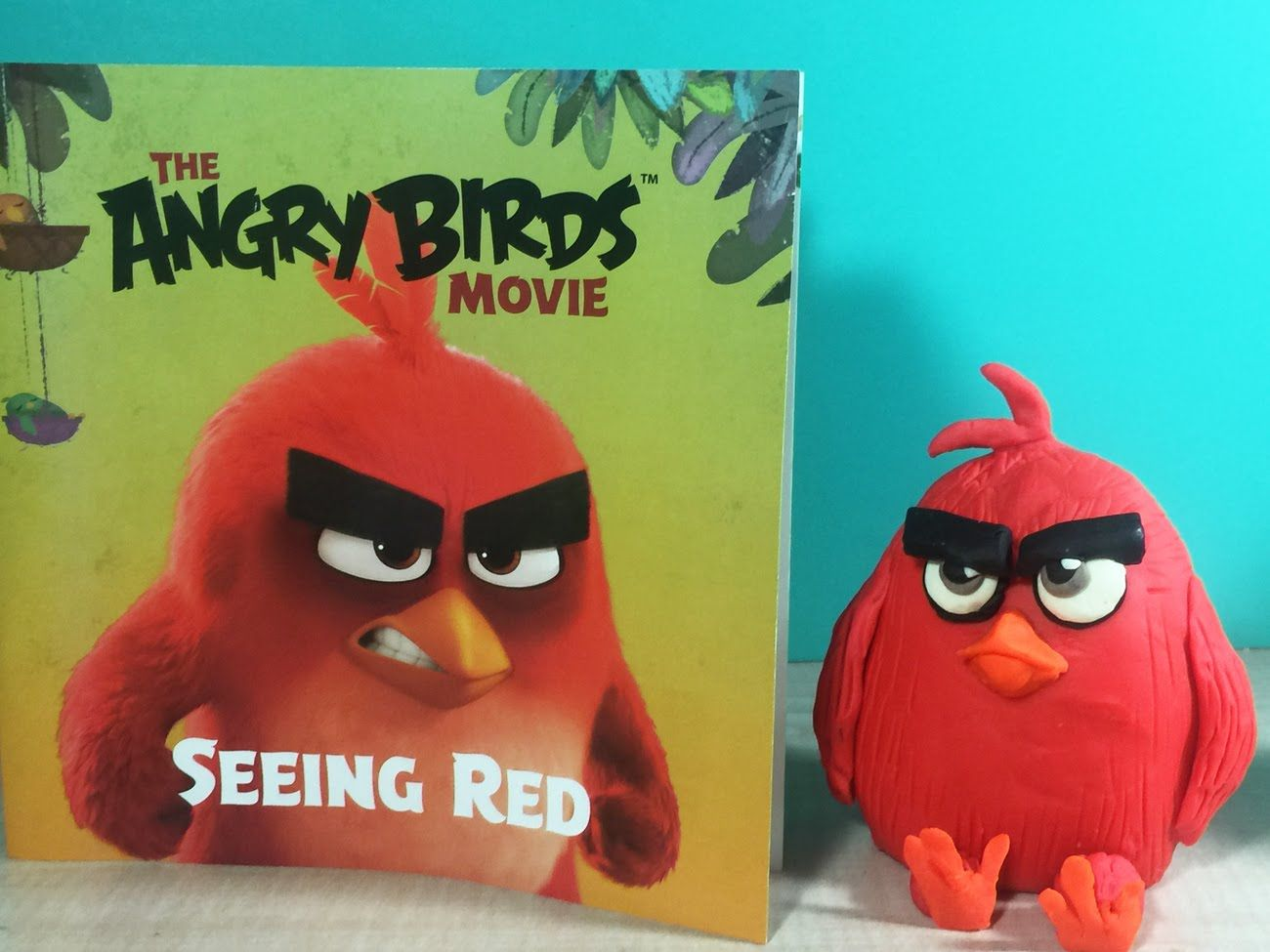 SEEING RED! The Angry Birds Movie. by Sarah Stephens. Granny B. reads to...