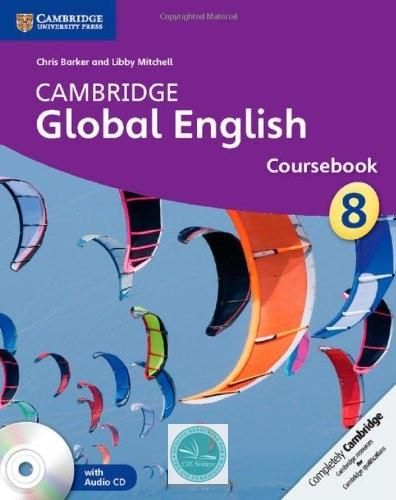 Cambridge global english stage 8 coursebook with audio cd cambridge 9781107619425 cambridge global english stage 8 coursebook with audio cd cambridge international examinations paperback cie source fandeluxe Choice Image
