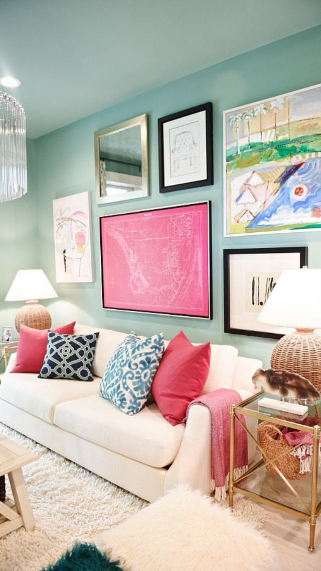 Beautiful Coastal Decorating Ideas For Living Rooms Image Collection ...