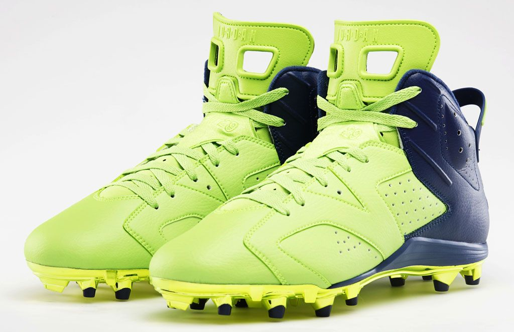 meet c8a2d 16cf7 48 Best Air Jordan PE Football Cleats   Sole Collector
