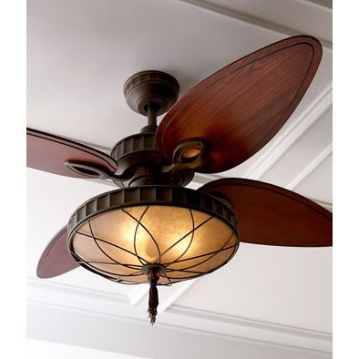 Chantel Ceiling Fan Traditional Ceiling Fans Horchow