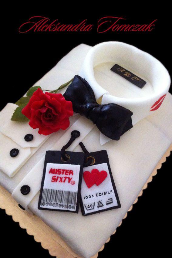shirt cakes In James Bond Shirt Cake number 3 in album