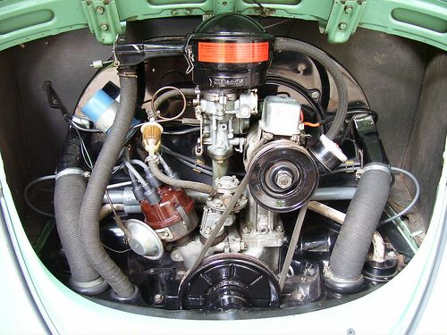 Beetle Engines Google Search The Engines Over The