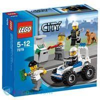 LEGO 7279 Politie minifiguur verzameling - Koop nu voor €8,27 bij Koppen.com Twee boeven probeerden een geldautomaat te beroven en zijn nu op de vlucht voor de politie. De agenten gebruiken hun politiehond en een terreinwagen om de boeven te grijpen en achter de tralies te zetten! - See more at: http://www.koppen.com/producten/product/lego-7279-politie-minifiguur-verzameling#sthash.9HHMaIM6.dpuf